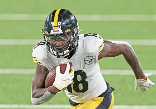 Steelers notebook: Diontae Johnson won't alter his style; JuJu Smith-Schuster back at practice