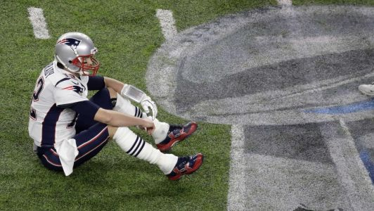 Losing to Eagles in Super Bowl still bugs Tom Brady, but motivated him