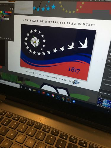 This Mississippi flag idea is gaining popularity on social media