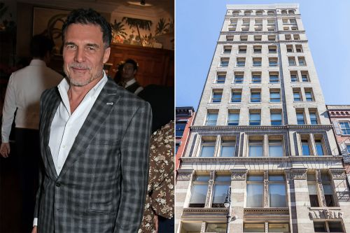 Hotelier André Balazs has been trying to sell his Soho loft for 13 years