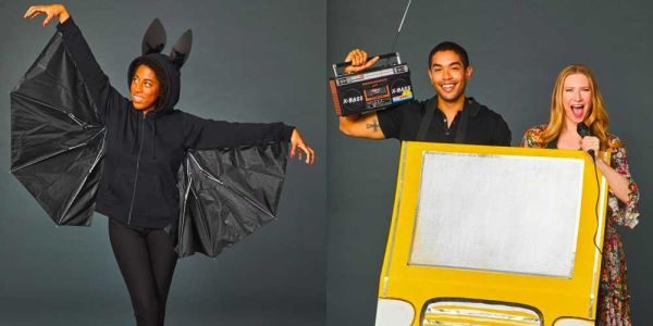 Easy Halloween costumes you can quickly DIY at the last minute