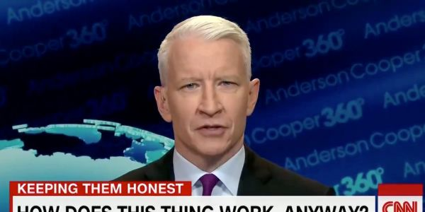 CNN's Anderson Cooper slams Trump-Putin press conference as 'perhaps the most disgraceful performance by a US president'