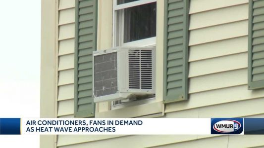Air conditioners in demand as heat wave approaches