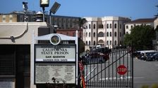 6 Dead, 1,500 Infected As Coronavirus Ravages California's San Quentin Prison
