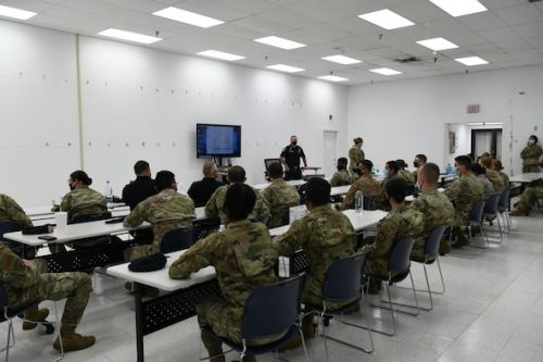 One-of-a-kind virtual training center keeps Robins AFB reality ready