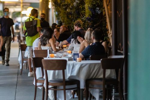 NYC's outdoor dining program will resume next year - COVID or not