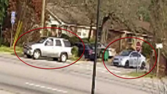 Photo shows vehicles in neighborhood when South Carolina 6-year-old girl disappeared