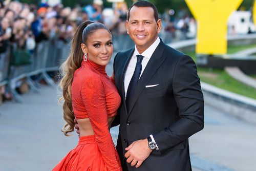 Jennifer Lopez took Alex Rodriguez to a strip club to prep for 'Hustlers'