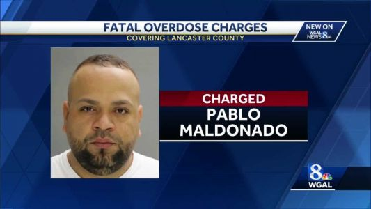 Lancaster man charged with providing drugs that caused fatal overdose