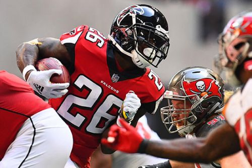 This trend makes high-scoring Falcons the play versus Giants