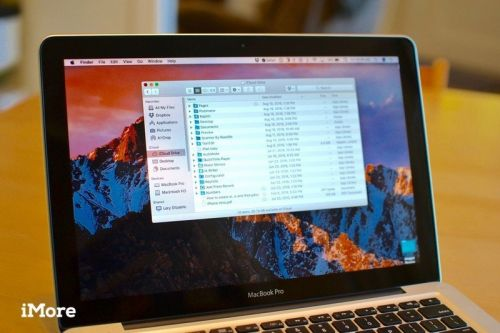 Here are several ways to use iCloud Drive on your Mac