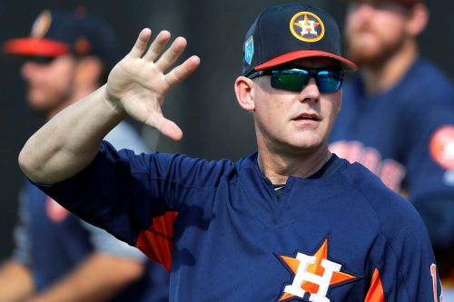 Astros will stay alive - bet on it