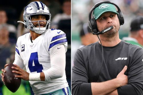 Jets' Adam Gase has list of what scares him about Cowboys
