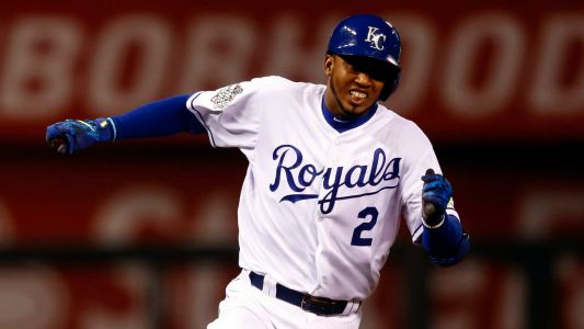 Orioles agree to terms with SS Alcides Escobar