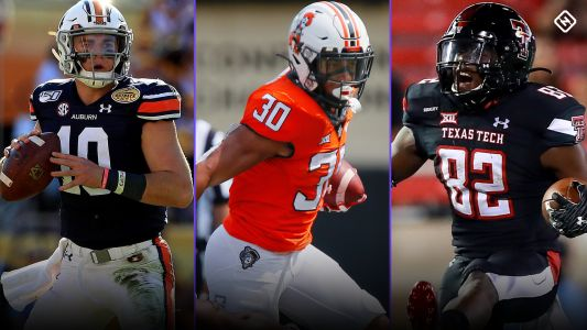 College Fantasy Football: Expert DFS picks, sleepers for Week 4 DraftKings contests
