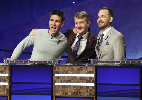 For 'Jeopardy' fans, Ken Jennings is the greatest