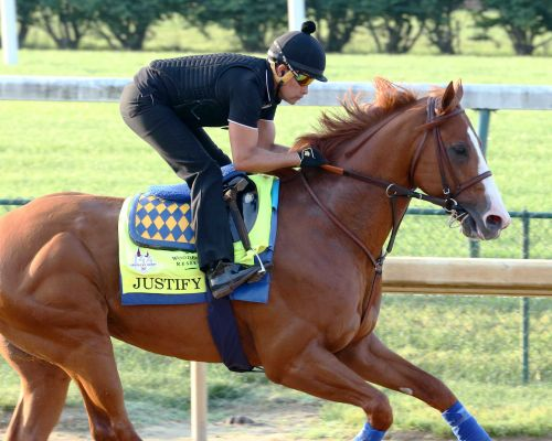 Justify failed a drug test before winning the Kentucky Derby, report says