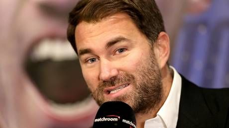 Heavyweight showdowns put on hold as Eddie Hearn pushes back Matchroom Boxing's May schedule