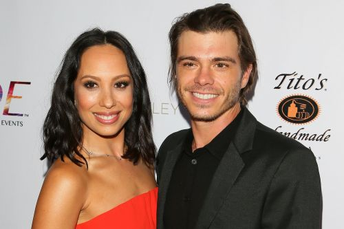'DWTS' pro Cheryl Burke and Matthew Lawrence are married