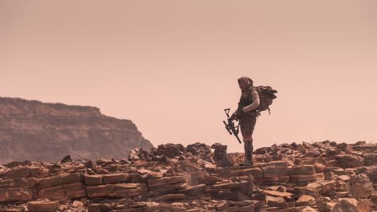 Space Western 'Settlers' strands viewers without much plot