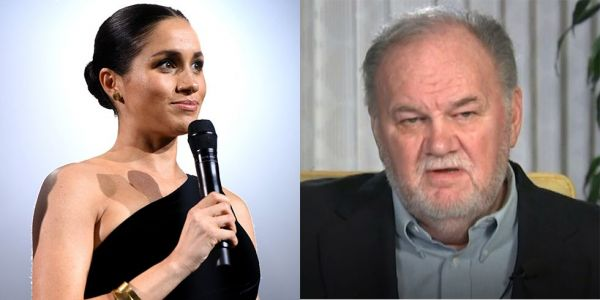 Meghan Markle's father says he's been 'shunned and ghosted' by her