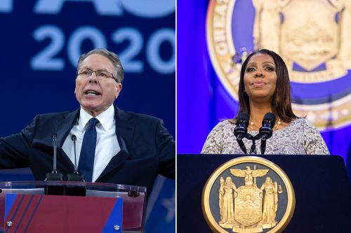 NRA loses bid to move New York AG suit from NYC to Albany