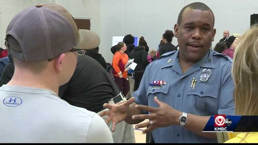 KCPD, FBI host youth event giving inside look at law enforcement