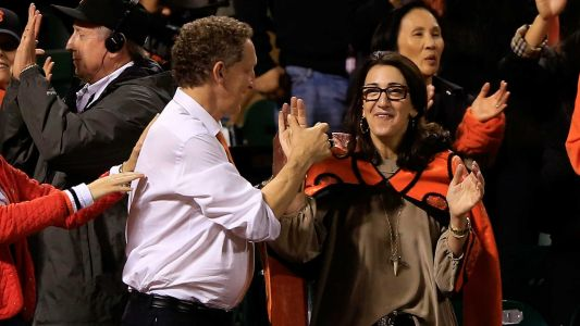 Giants CEO Larry Baer won't face criminal charges over altercation with wife, DA says