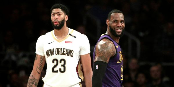 There is a funky timing complication to the Anthony Davis trade that could spoil the Lakers' big summer