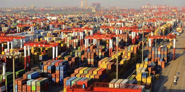 A data point seen as the bellweather for global trade just tanked - and 'the floor is not yet in sight'