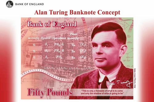 Can you solve secret puzzle on UK's new 50 pound note?