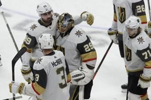 Golden Knights ready to turn page, look toward next season