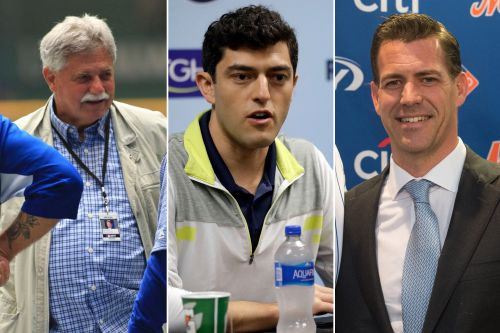 Mets have GM front-runner as hunt down to 3 known options