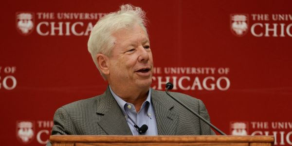 Richard Thaler won a Nobel Prize for calling out irrational financial behavior. He explains what most people get wrong about saving for retirement