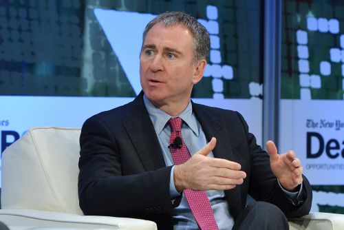 Ken Griffin banked a whopping $870M in 2018