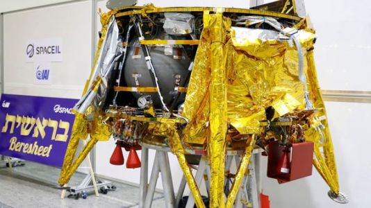 Israel Set To Launch Spacecraft To The Moon