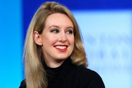 Theranos founder Elizabeth Holmes takes workout class with fiancé before court