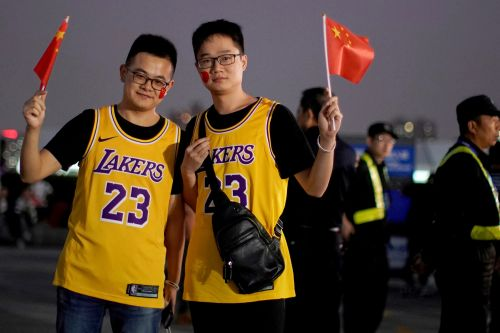 Why the NBA's defense of China is nothing new for American institutions