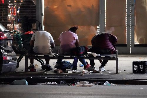 Street homelessness increased as COVID-19 lashed NY's shelter system
