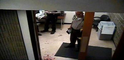Louisville attorney arrested after bloody brawl at Hall of Justice