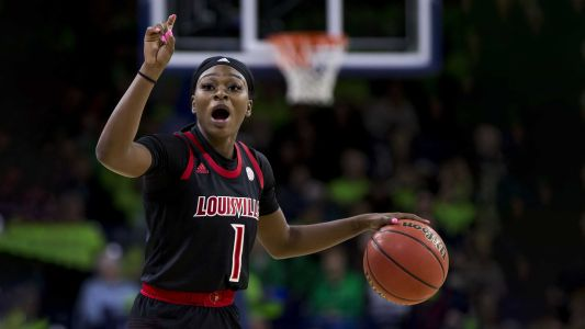 UofL women's basketball star Dana Evans is ACC Player of the Year again