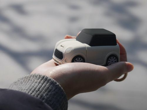 Turn your AirPods into a Mini Cooper with Elago's newest case