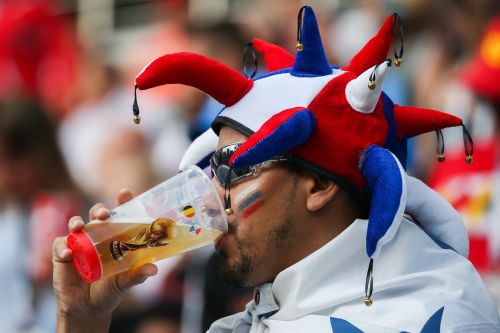Russia did not prepare for World Cup fans drinking this much beer