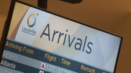 Winter weather forces flights to redirect
