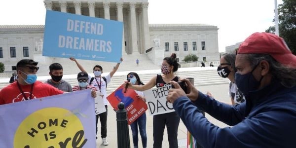 A federal judge rips Trump on DACA, calling his administration's handling of the program a 'sad and inappropriate use of executive authority'