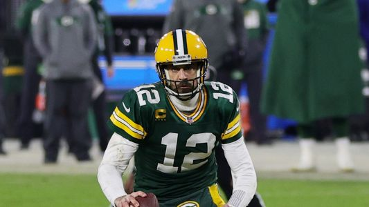 Aaron Rodgers says future with Packers is 'uncertain'
