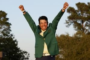 Japan's champion: Matsuyama wins the Masters for his nation