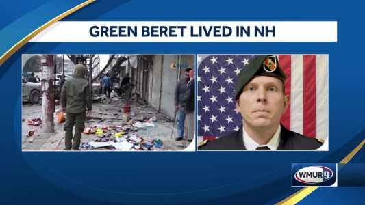 U.S. soldier killed in Syria spent childhood in NH
