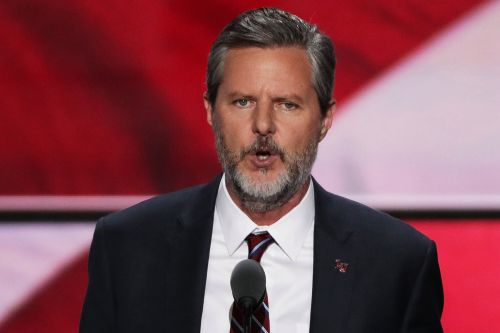 Liberty University names acting president after Jerry Falwell Jr. placed on leave