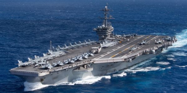 The US Navy fires the captain of the aircraft carrier stricken by a coronavirus outbreak